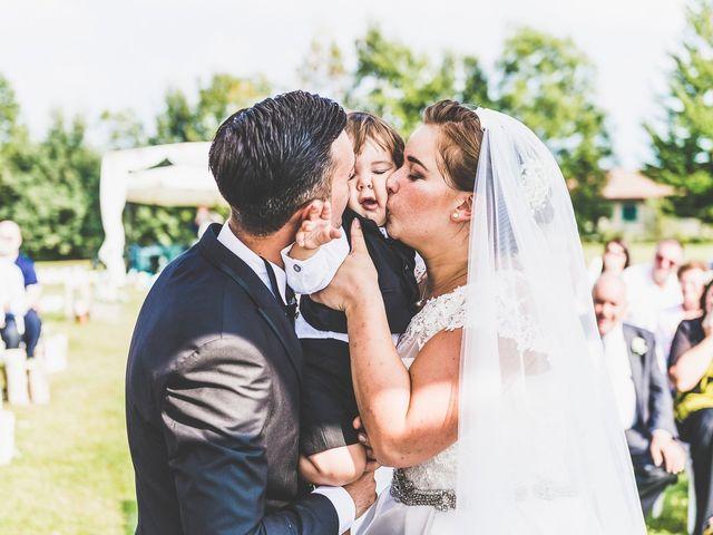 Il matrimonio di Manuel e Jessica a Barbania, Torino 49