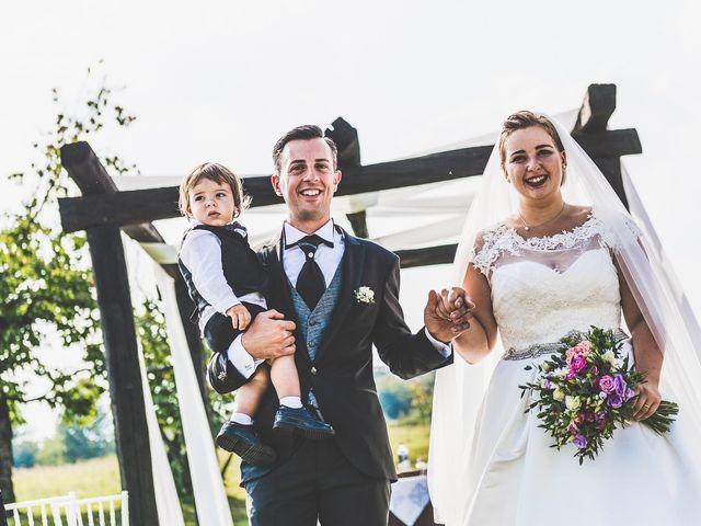 Il matrimonio di Manuel e Jessica a Barbania, Torino 51