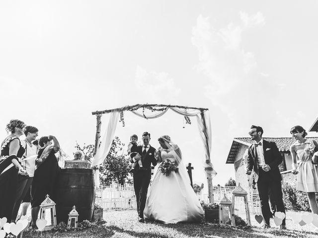 Il matrimonio di Manuel e Jessica a Barbania, Torino 52