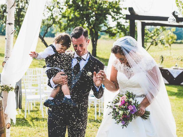 Il matrimonio di Manuel e Jessica a Barbania, Torino 53