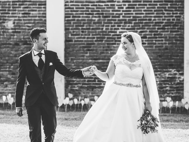 Il matrimonio di Manuel e Jessica a Barbania, Torino 55