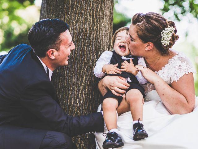 Il matrimonio di Manuel e Jessica a Barbania, Torino 61