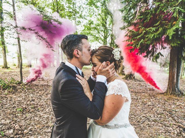Il matrimonio di Manuel e Jessica a Barbania, Torino 1