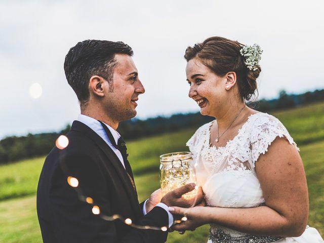 Il matrimonio di Manuel e Jessica a Barbania, Torino 2
