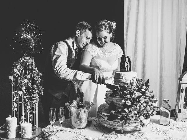 Il matrimonio di Manuel e Jessica a Barbania, Torino 73