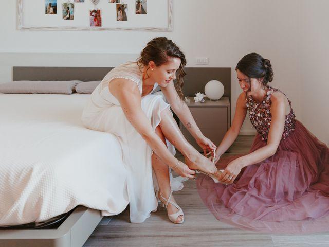 Il matrimonio di Mattia e Erika a Montecchio Precalcino, Vicenza 8