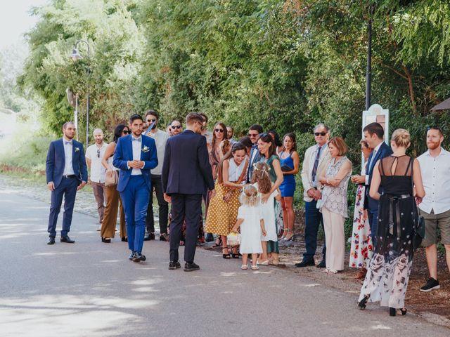 Il matrimonio di Mattia e Erika a Montecchio Precalcino, Vicenza 20