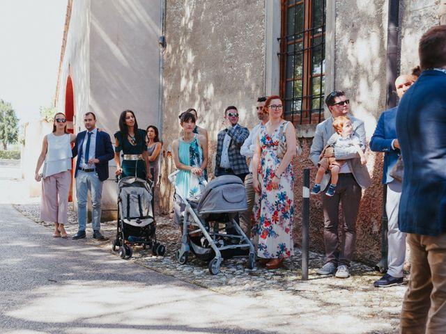 Il matrimonio di Mattia e Erika a Montecchio Precalcino, Vicenza 21