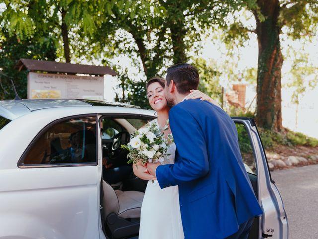Il matrimonio di Mattia e Erika a Montecchio Precalcino, Vicenza 26