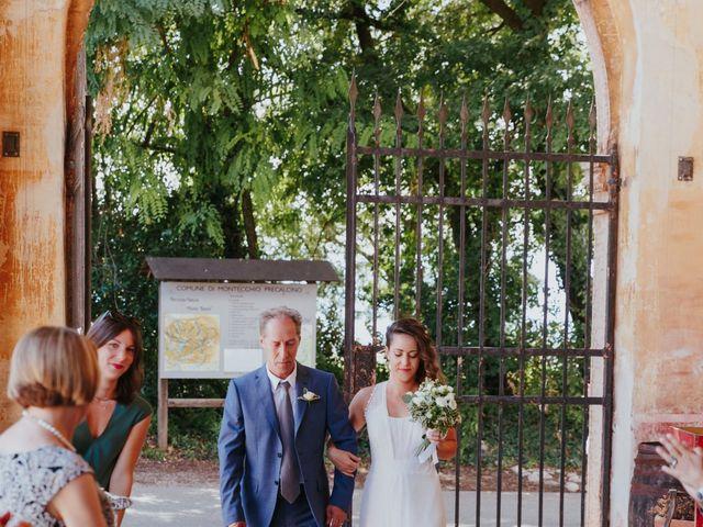 Il matrimonio di Mattia e Erika a Montecchio Precalcino, Vicenza 28