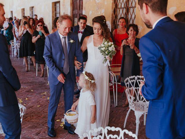 Il matrimonio di Mattia e Erika a Montecchio Precalcino, Vicenza 29