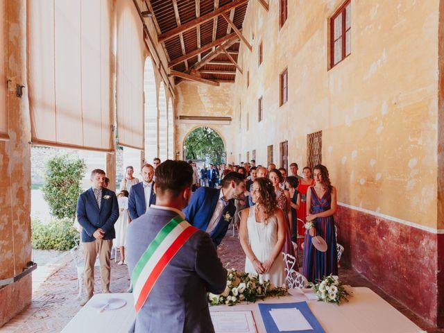 Il matrimonio di Mattia e Erika a Montecchio Precalcino, Vicenza 30