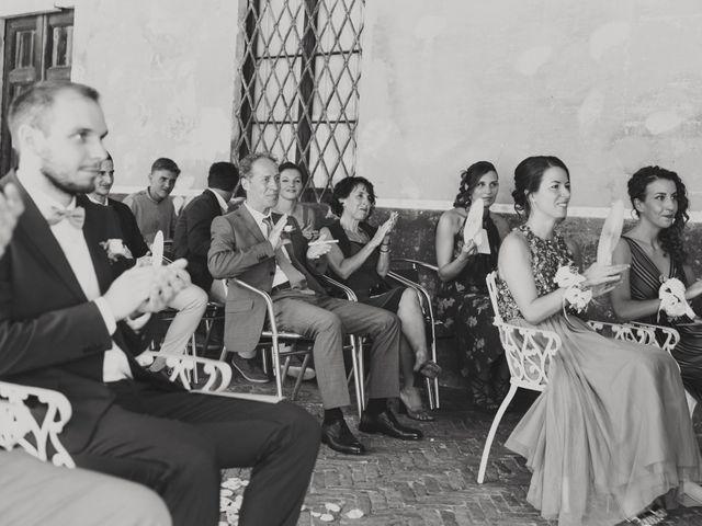 Il matrimonio di Mattia e Erika a Montecchio Precalcino, Vicenza 33