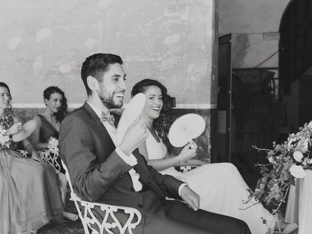Il matrimonio di Mattia e Erika a Montecchio Precalcino, Vicenza 35