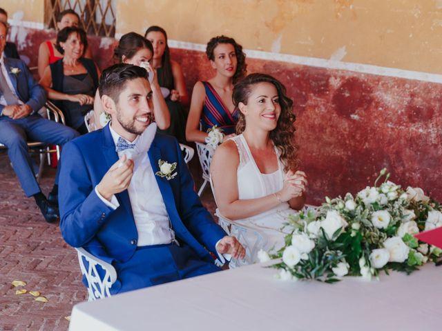 Il matrimonio di Mattia e Erika a Montecchio Precalcino, Vicenza 37