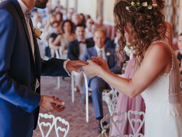 Il matrimonio di Mattia e Erika a Montecchio Precalcino, Vicenza 42