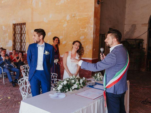 Il matrimonio di Mattia e Erika a Montecchio Precalcino, Vicenza 45