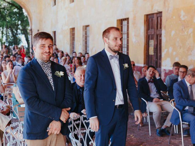 Il matrimonio di Mattia e Erika a Montecchio Precalcino, Vicenza 49