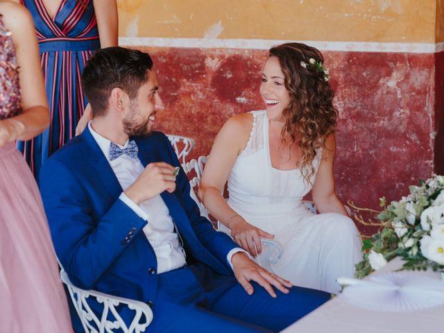 Il matrimonio di Mattia e Erika a Montecchio Precalcino, Vicenza 50