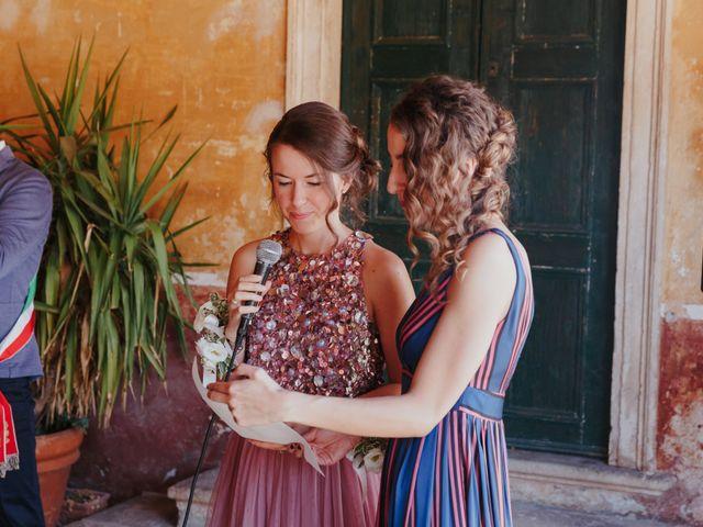 Il matrimonio di Mattia e Erika a Montecchio Precalcino, Vicenza 51