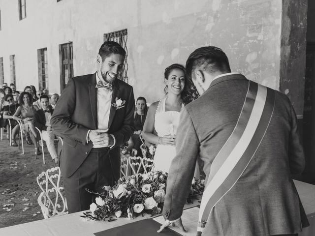 Il matrimonio di Mattia e Erika a Montecchio Precalcino, Vicenza 54