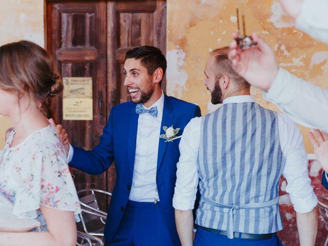 Il matrimonio di Mattia e Erika a Montecchio Precalcino, Vicenza 56