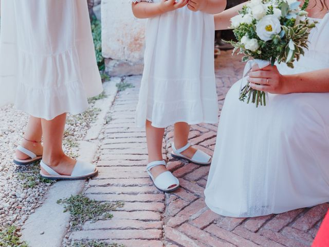 Il matrimonio di Mattia e Erika a Montecchio Precalcino, Vicenza 57