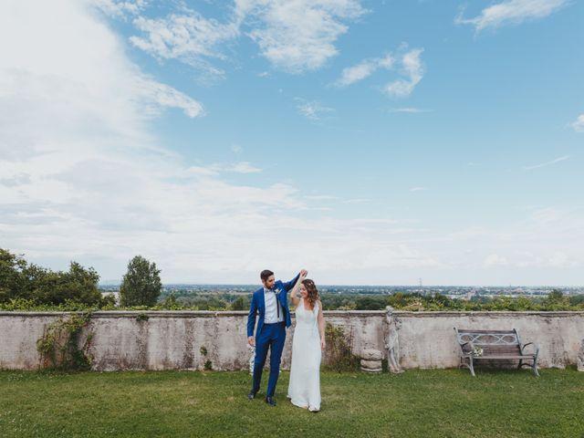 Il matrimonio di Mattia e Erika a Montecchio Precalcino, Vicenza 62