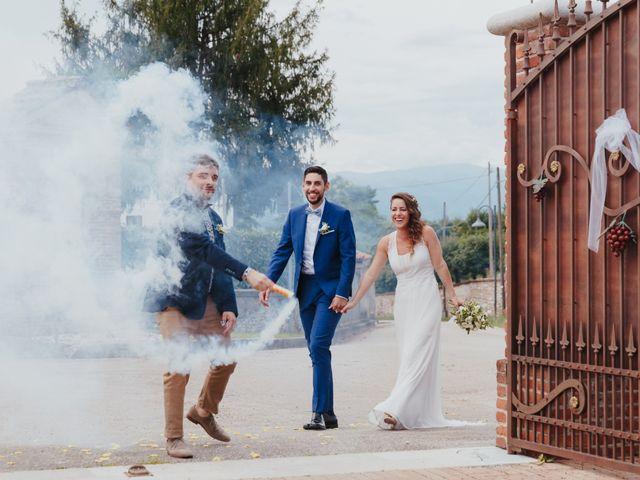Il matrimonio di Mattia e Erika a Montecchio Precalcino, Vicenza 70