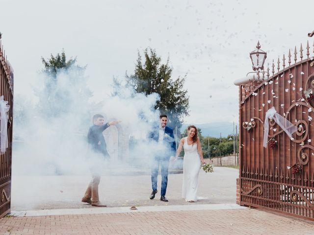 Il matrimonio di Mattia e Erika a Montecchio Precalcino, Vicenza 71