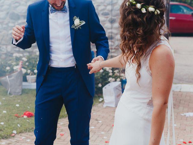 Il matrimonio di Mattia e Erika a Montecchio Precalcino, Vicenza 72