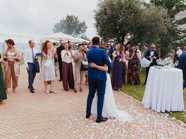 Il matrimonio di Mattia e Erika a Montecchio Precalcino, Vicenza 73