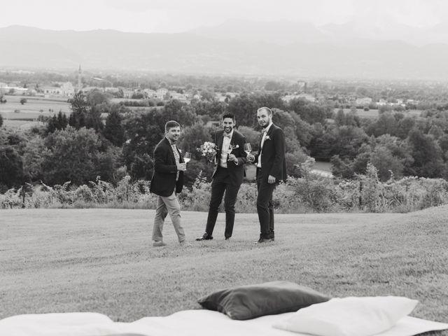 Il matrimonio di Mattia e Erika a Montecchio Precalcino, Vicenza 89