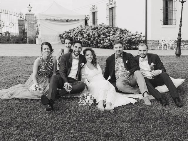 Il matrimonio di Mattia e Erika a Montecchio Precalcino, Vicenza 97