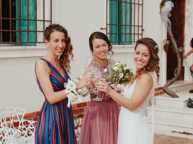 Il matrimonio di Mattia e Erika a Montecchio Precalcino, Vicenza 101