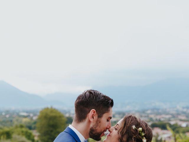 Il matrimonio di Mattia e Erika a Montecchio Precalcino, Vicenza 108