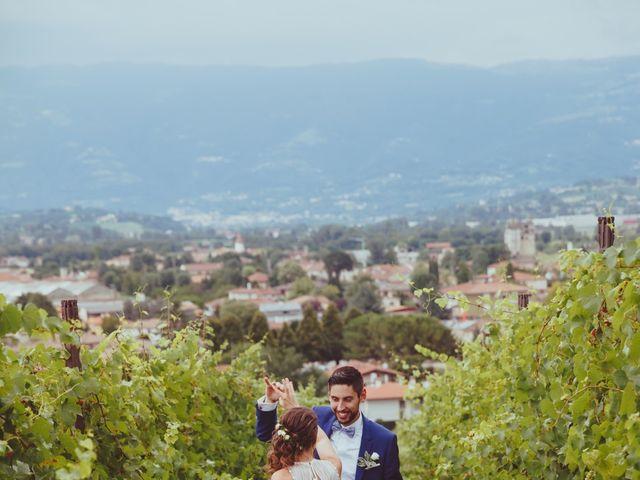 Il matrimonio di Mattia e Erika a Montecchio Precalcino, Vicenza 110