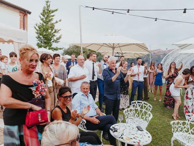 Il matrimonio di Mattia e Erika a Montecchio Precalcino, Vicenza 118