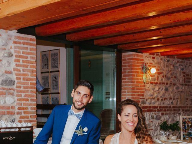 Il matrimonio di Mattia e Erika a Montecchio Precalcino, Vicenza 135