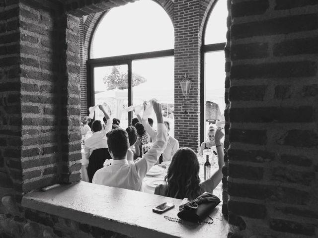 Il matrimonio di Mattia e Erika a Montecchio Precalcino, Vicenza 137
