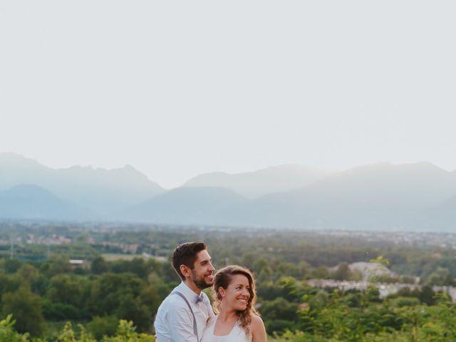Il matrimonio di Mattia e Erika a Montecchio Precalcino, Vicenza 141