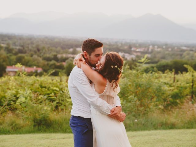 Il matrimonio di Mattia e Erika a Montecchio Precalcino, Vicenza 145