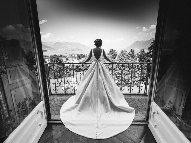 Il matrimonio di Davide e Silvia a Stresa, Verbania 19