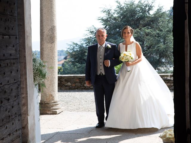 Il matrimonio di Davide e Silvia a Stresa, Verbania 29