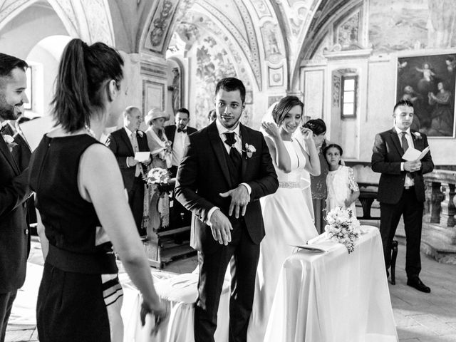 Il matrimonio di Davide e Silvia a Stresa, Verbania 32