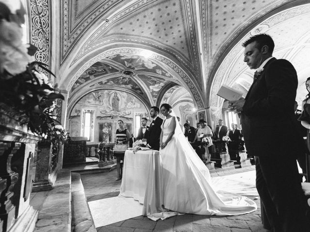 Il matrimonio di Davide e Silvia a Stresa, Verbania 34