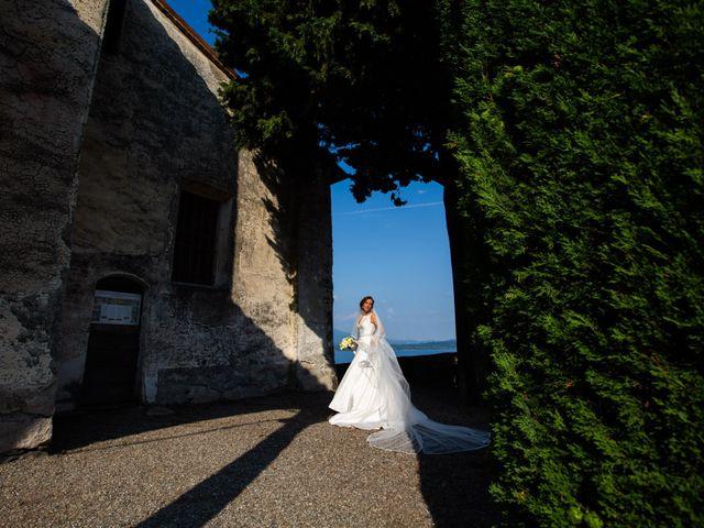 Il matrimonio di Davide e Silvia a Stresa, Verbania 40