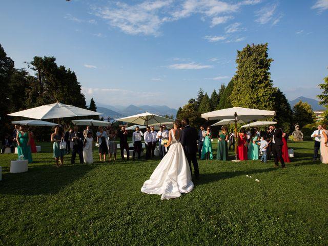 Il matrimonio di Davide e Silvia a Stresa, Verbania 45