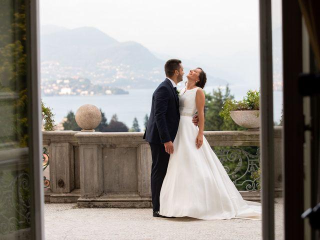 Il matrimonio di Davide e Silvia a Stresa, Verbania 51