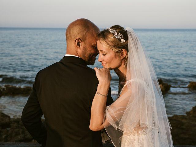 Il matrimonio di Andrea e Alina a Brucoli, Siracusa 1